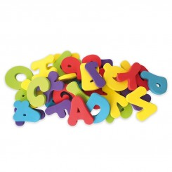 خريد اينترنتي سيسموني نوزاد پازل فومی حمام نابی مدل حروف و اعداد Nuby نوزادی، نی نی لازم فروشگاه اینترنتی سیسمونی