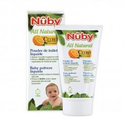 کرم سوختگی و پیشگیری نوزاد نابی Nuby