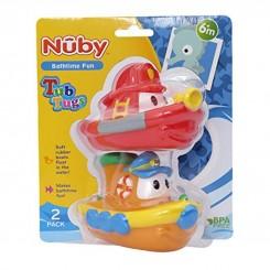 پوپت آبپاش وان حمام نابی طرح قایق Nuby