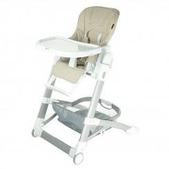 صندلی غذاخوری کودک کاپلا رنگ بژ Capella