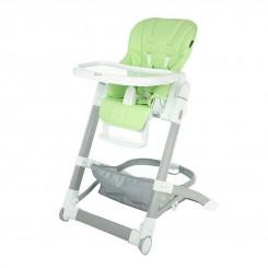 صندلی غذاخوری کودک کاپلا رنگ سبز Capella