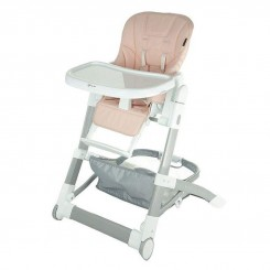 خريد اينترنتي سيسموني نوزاد صندلی غذا خوری کودک کاپلا رنگ صورتی Capella نوزادی، نی نی لازم فروشگاه اینترنتی سیسمونی