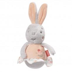 خريد اينترنتي سيسموني نوزاد جغجغه عروسکی بی بی فهن طرح خرگوش Beby Fehn نوزادی، نی نی لازم فروشگاه اینترنتی سیسمونی