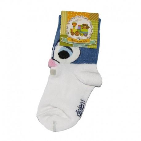 جوراب بچگانه طرح حیوانات دیولن Diolen