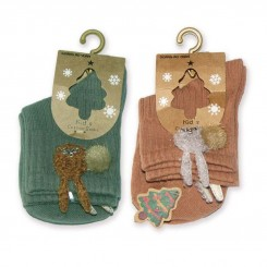 خريد اينترنتي سيسموني نوزاد جوراب  بچگانه عروسکی خرگوش GUANG AO YUAN نوزادی، نی نی لازم فروشگاه اینترنتی سیسمونی