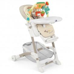 صندلی غذا خوری نوزاد و کودک برند کم طرح آویزدار Cam