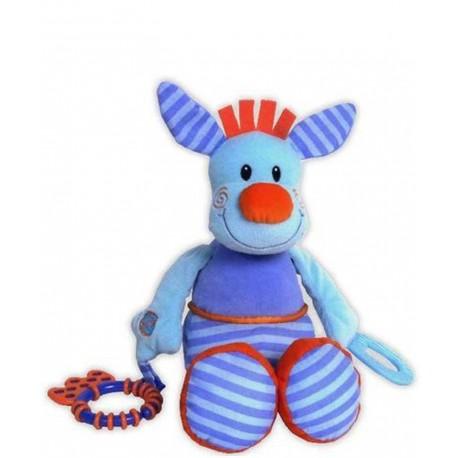 نخکش موزیکال کانگورو آبی جولی بی بی Jollybaby - 1