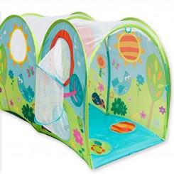خريد اينترنتي سيسموني نوزاد تونل بازی 3 تکه کودک BBGG نوزادی، نی نی لازم فروشگاه اینترنتی سیسمونی