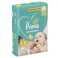 پمپرز - پوشک نوزاد 2تا5 کیلوگرم پریما پمپرز (سایز 1) Pampers