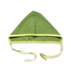 خريد اينترنتي سيسموني نوزاد کلاه بندی پسرانه سبز تاپ لاین Top Line نوزادی، نی نی لازم فروشگاه اینترنتی سیسمونی
