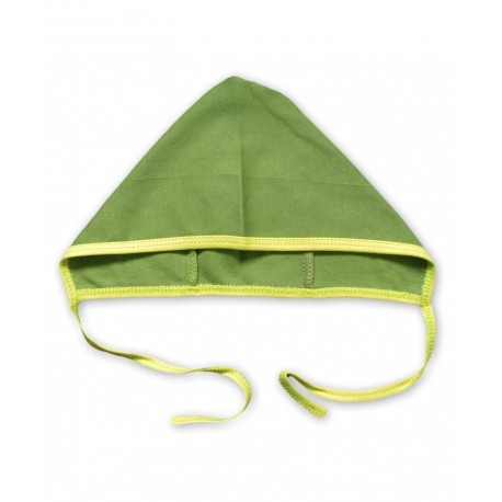 کلاه بندی پسرانه سبز تاپ لاین Top Line