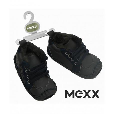 کفش سرمه ای داخل خز پسرانه مکس Mexx - 1