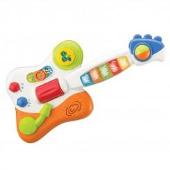 خريد اينترنتي سيسموني نوزاد اسباب بازی گیتار موزیکال وین فان WinFun نوزادی، نی نی لازم فروشگاه اینترنتی سیسمونی