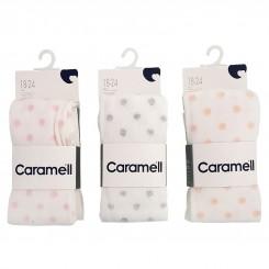 خريد اينترنتي سيسموني نوزاد جوراب شلواری بچگانه سایز 18 تا 24 ماه Caramell نوزادی، نی نی لازم فروشگاه اینترنتی سیسمونی