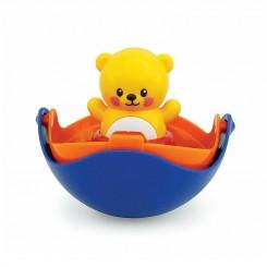 اسباب بازی عروسک تدی چرخان تولو Tolo