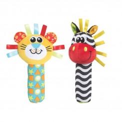 عروسک سوتی پلی گرو Playgro