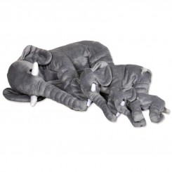 خريد اينترنتي سيسموني نوزاد عروسک فیل پولیشی کلوروا Cleverwa نوزادی، نی نی لازم فروشگاه اینترنتی سیسمونی