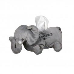 خريد اينترنتي سيسموني نوزاد جای دستمال اتاق کودک طرح عروسکی فیل کلوروا Cleverwa نوزادی، نی نی لازم فروشگاه اینترنتی سیسمونی