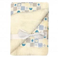 پتو نوزادی پسرانه مادرکر رنگ آبی Mothercare