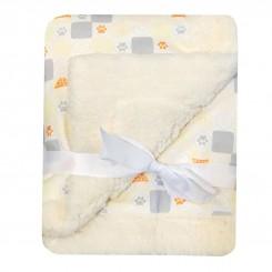 پتو نوزاد مادرکر رنگ لیمویی Mothercare