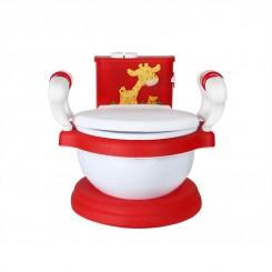 خريد اينترنتي سيسموني نوزاد توالت فرنگی موزیکال کودک سامیا تویز نوزادی، نی نی لازم فروشگاه اینترنتی سیسمونی