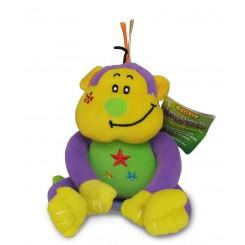 خريد اينترنتي سيسموني نوزاد عروسک سوتی میمون تولو Tolo نوزادی، نی نی لازم فروشگاه اینترنتی سیسمونی