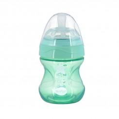 خريد اينترنتي سيسموني نوزاد شیشه شیر ضدنفخ طلقی نوویتا150 میل سبز Nuvita نوزادی، نی نی لازم فروشگاه اینترنتی سیسمونی