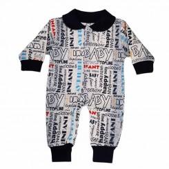 لباس نوزاد سرهمی تاپلاین مدل جین Topline