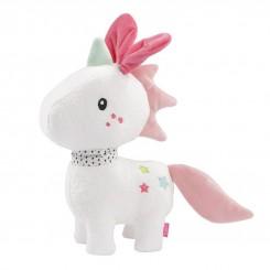 اسباب بازی عروسک مخملی بزرگ اسب تک شاخ بی بی فن Babyfehn