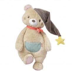 خريد اينترنتي سيسموني نوزاد اسباب بازی عروسک مخملی بزرگ خرس بی بی فن Babyfehn نوزادی، نی نی لازم فروشگاه اینترنتی سیسمونی