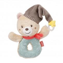 آویز پستانک عروسکی خرس بیبی فن Baby Fehn