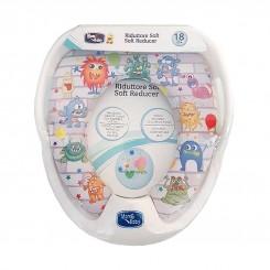تبدیل توالت فرنگی کودک طرح باکتری Mam & Baby