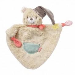 خريد اينترنتي سيسموني نوزاد عروسک آغوشی خرس بی بی فن Baby Fehn نوزادی، نی نی لازم فروشگاه اینترنتی سیسمونی