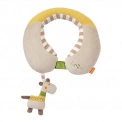 خريد اينترنتي سيسموني نوزاد بالش محافظ گردن نوزاد بی بی فن Baby Fehn نوزادی، نی نی لازم فروشگاه اینترنتی سیسمونی