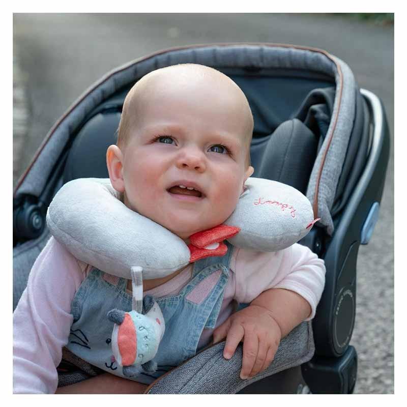 بالش محافظ گردن نوزاد بی بی فن Baby Fehn - نی نی لازم