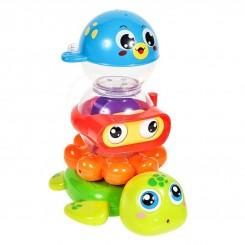 اسباب بازی حمام هولی تویز Hola Toys