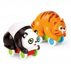 اسباب بازی حیوانات اسکیت باز هولی تویز Hola Toys