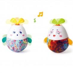 اسباب بازی جغجغه تعادلی خرگوش هولی تویز Hola Toys