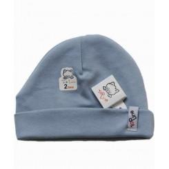 خريد اينترنتي سيسموني نوزاد کلاه استرچ(آبی)تاپ لاین Top Line نوزادی، نی نی لازم فروشگاه اینترنتی سیسمونی