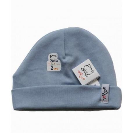 کلاه استرچ(آبی)تاپ لاین Top Line - 1