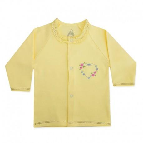 لباس دخترانه نوزادی جلو دکمه دار مدل لی لی لیدولند Lidoland