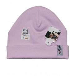 خريد اينترنتي سيسموني نوزاد کلاه استرچ(صورتی)تاپلاینTop Line نوزادی، نی نی لازم فروشگاه اینترنتی سیسمونی