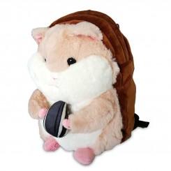 کوله پشتی عروسکی بچگانه سنجاب