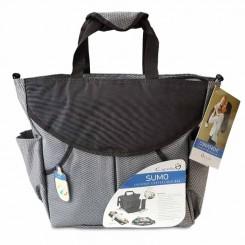 کوله پشتی و کیف مادر کاپلا مدل سومو طوسی Capella