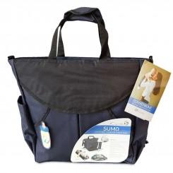 کوله پشتی و کیف مادر سومو کاپلا رنگ سرمه ای Capella