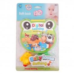 اسباب بازی کتابچه حمام کودک Baby love