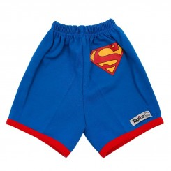 شلوارک پسرانه طرح سوپرمن تاپ لاین Top Line