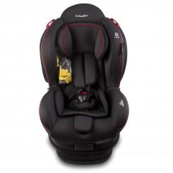 صندلی ماشین ایزوفیکس تاج دار بی بی فور لایف رنگ مشکی Baby4life