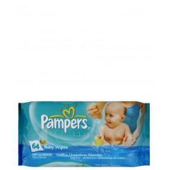 دستمال مرطوب 64 عددی پمپرز Pampers