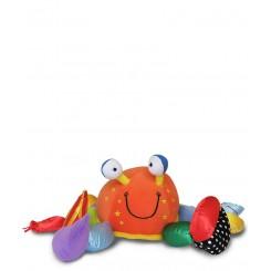 خريد اينترنتي سيسموني نوزاد جغجغه خرچنگ تولو Tolo - 1 نوزادی، نی نی لازم فروشگاه اینترنتی سیسمونی